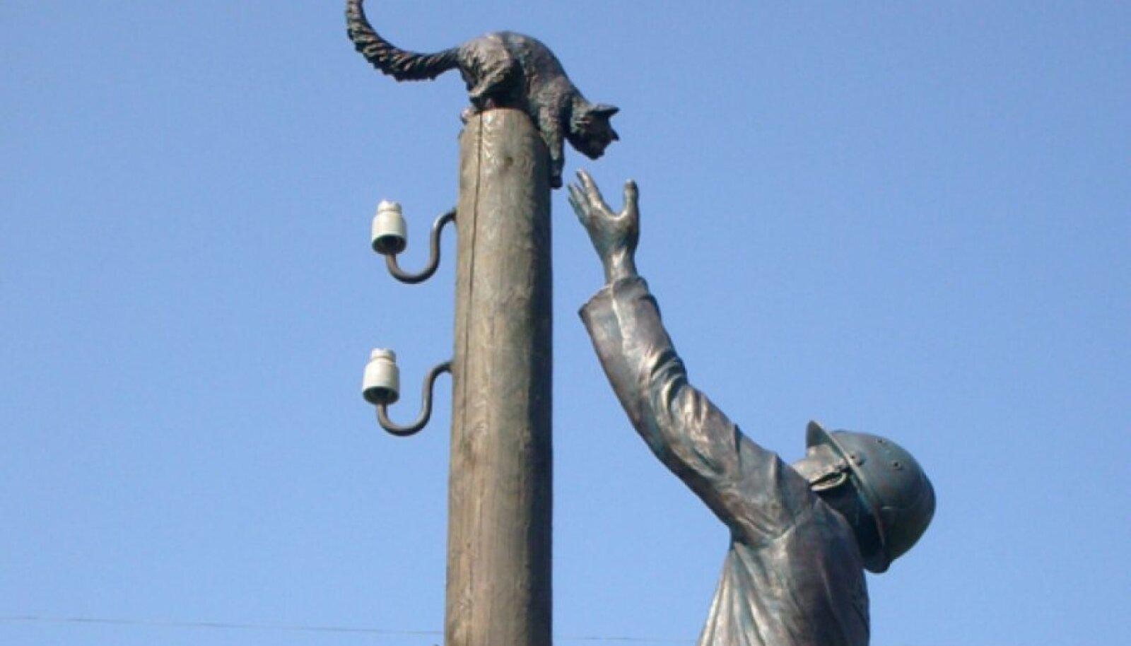 Skulptuur Novgorodis
