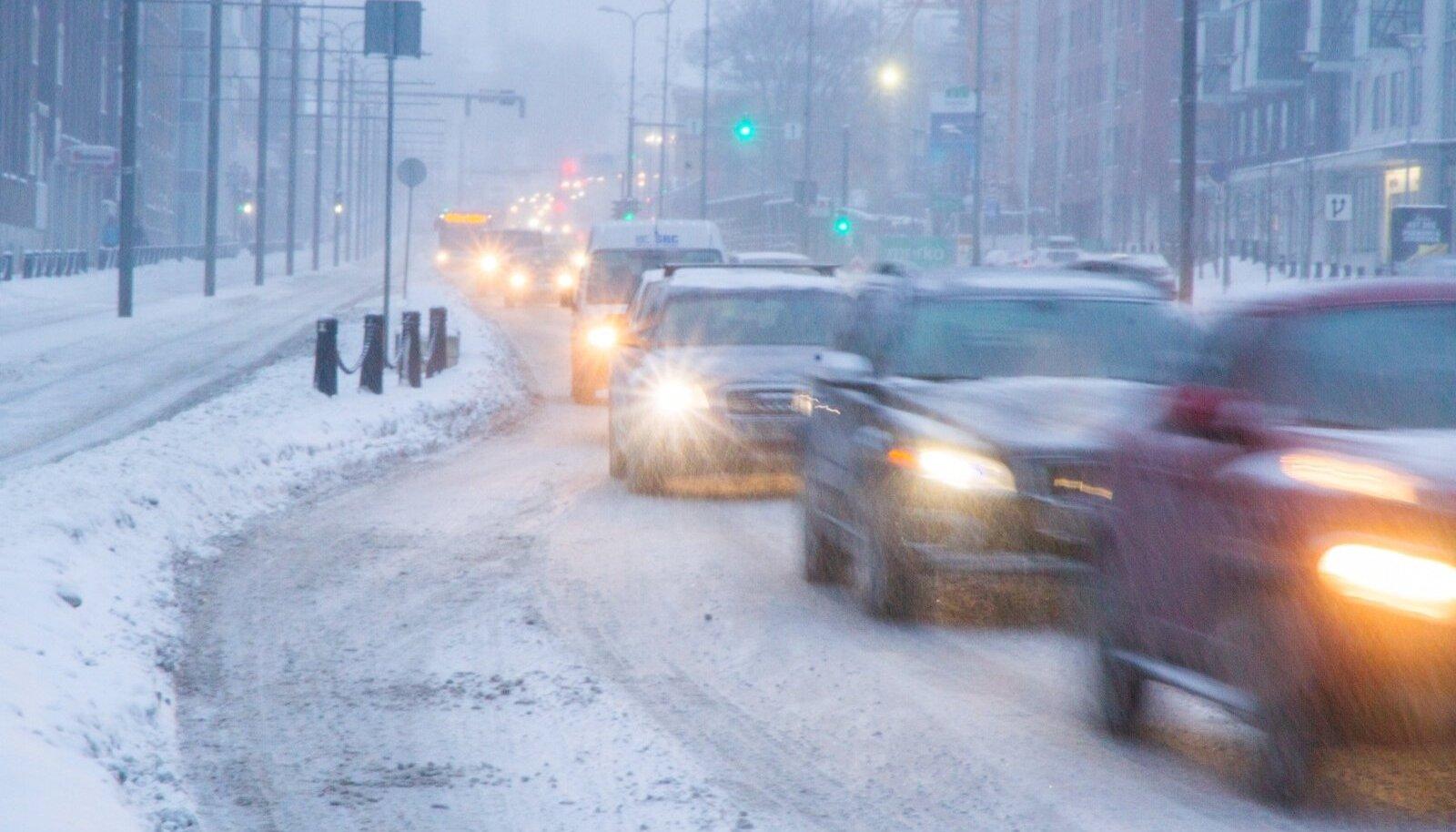 Lumine  liiklus