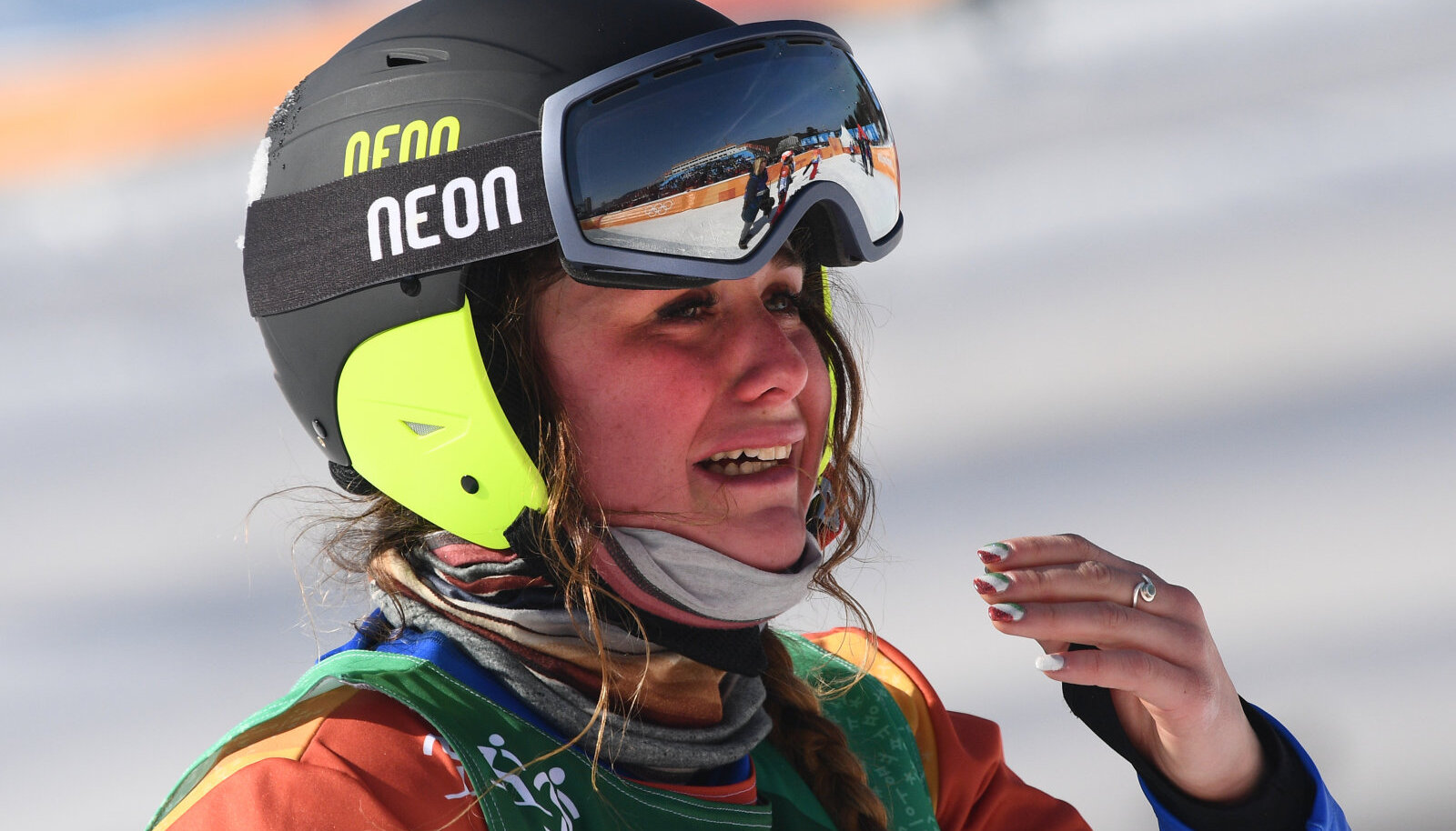 Michela Moioli.