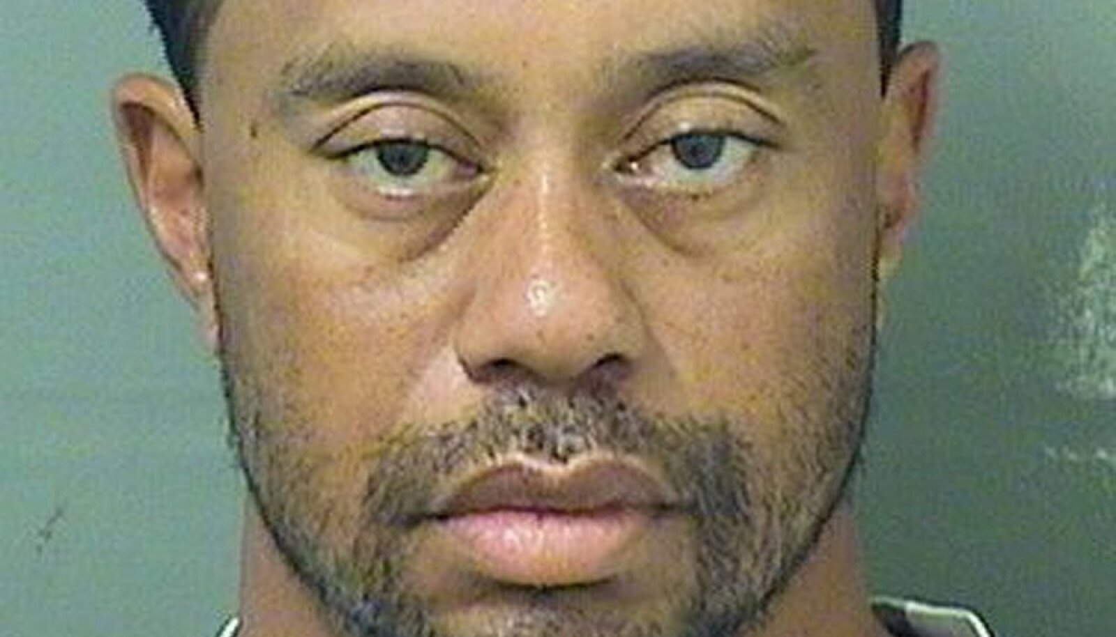 FILE PHOTO: Woods appears in a booking photo released by Palm Beach County Sheriff's Office in Palm Beach