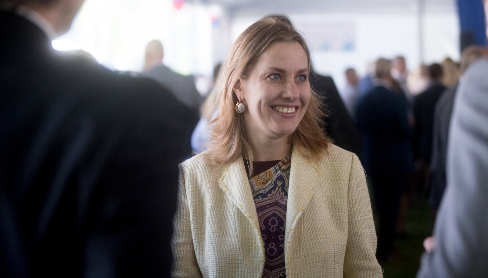Eesti-Egiptuse parlamendirühma esimees Oudekki Loone