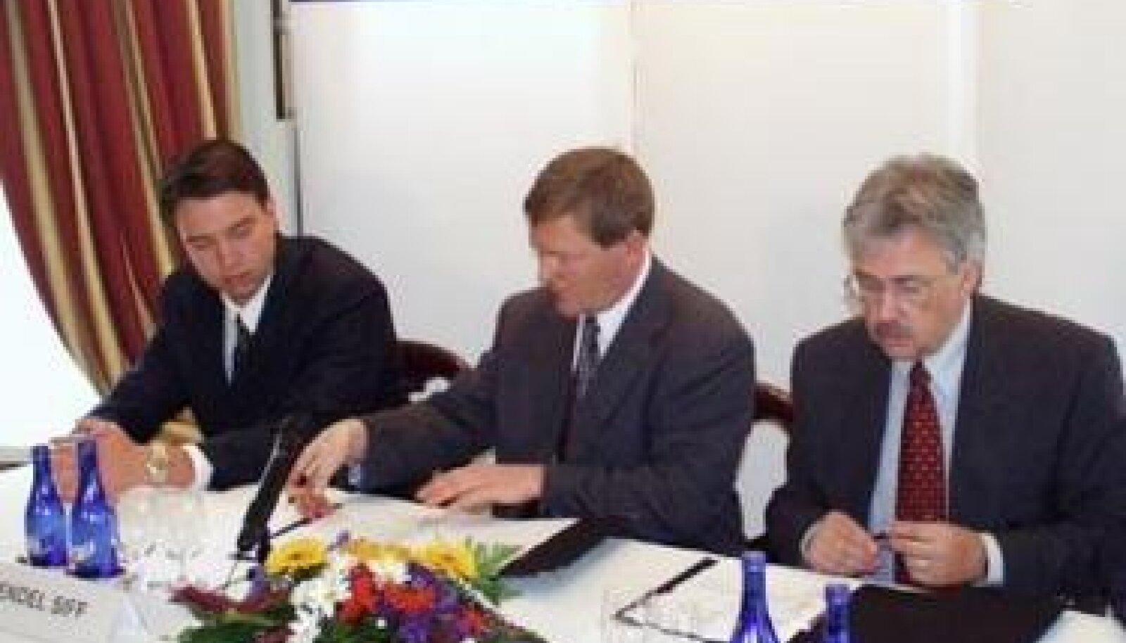 NT -Exchange.com ja Oracle Corp. sõlmivad lepingu