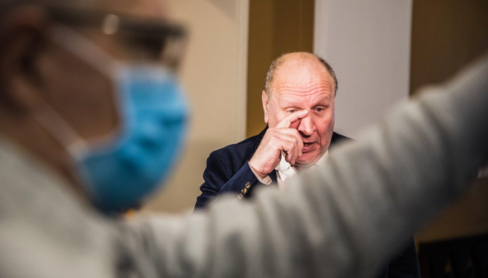 EKRE kavatseb Tallinnas Lasnamäele kandideerima panna Mart Helme