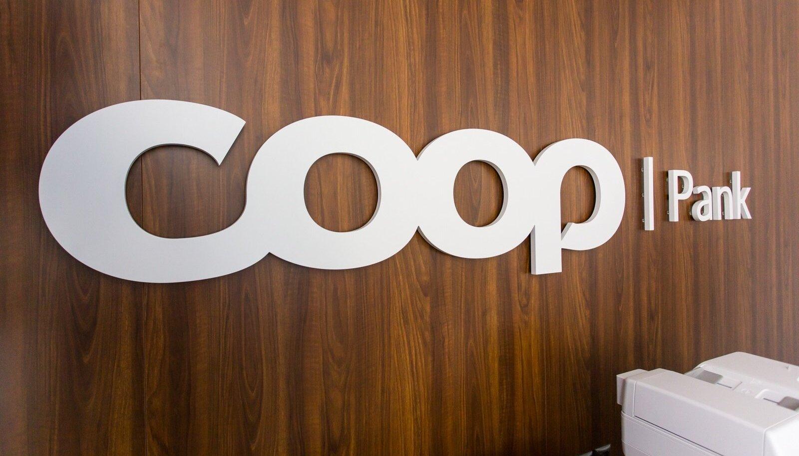 Coop panga Pärnu kontor
