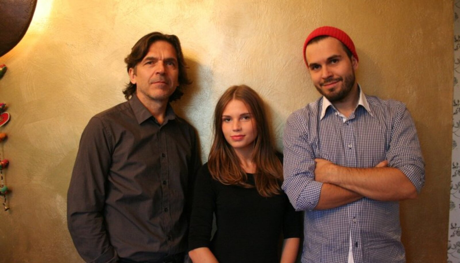 Raul, Marie ja Robert Vaigla