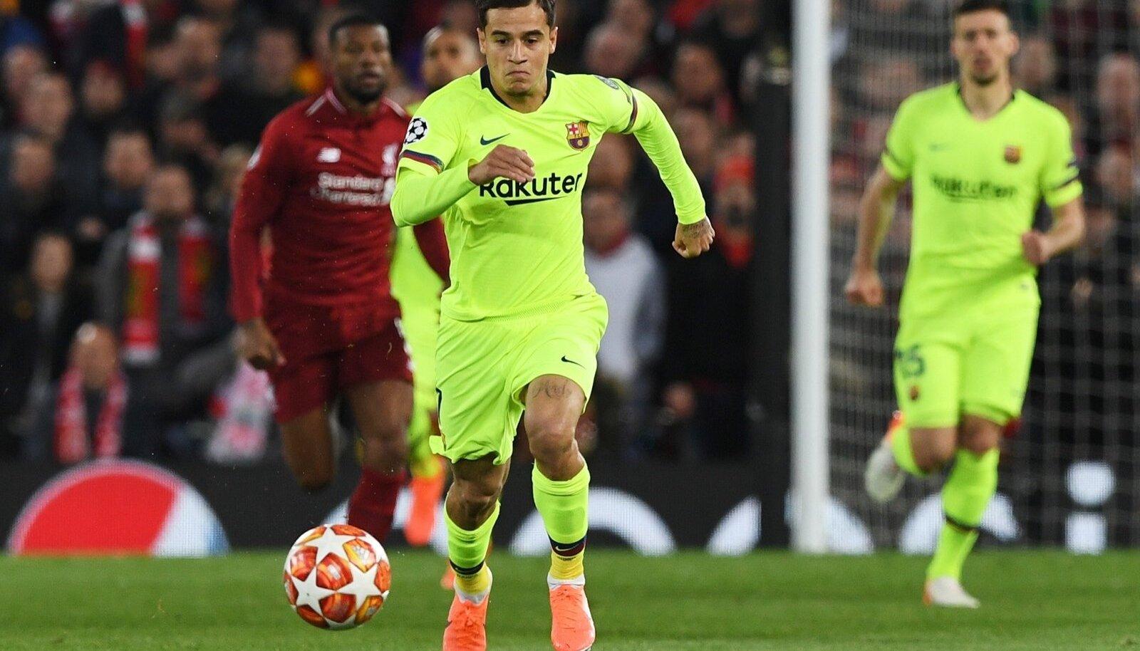 Liverpool FC vs FC Barcelona