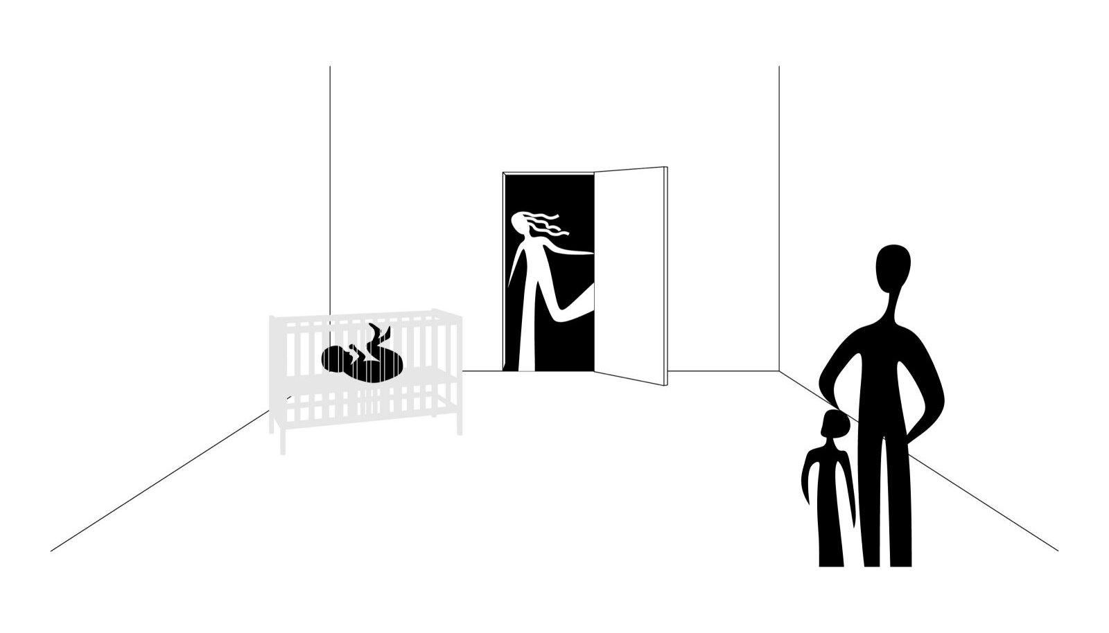 TÜLI TAGAJÄRG: vanemate konflikti tulemusena otsustas pereema Triinu-Liis kodust nädalavahetuseks lahkuda. Elukaaslane Kermo jäi üksi koju kahte pisipoega hoidma.