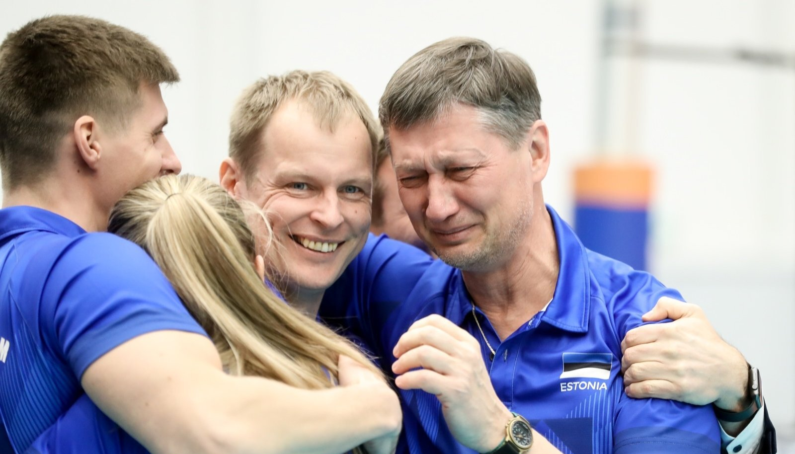 Andrei Ojametsa treeneritee tipphetk: ta on koos abilistega tüürinud Eesti naiskonna EM-ile.