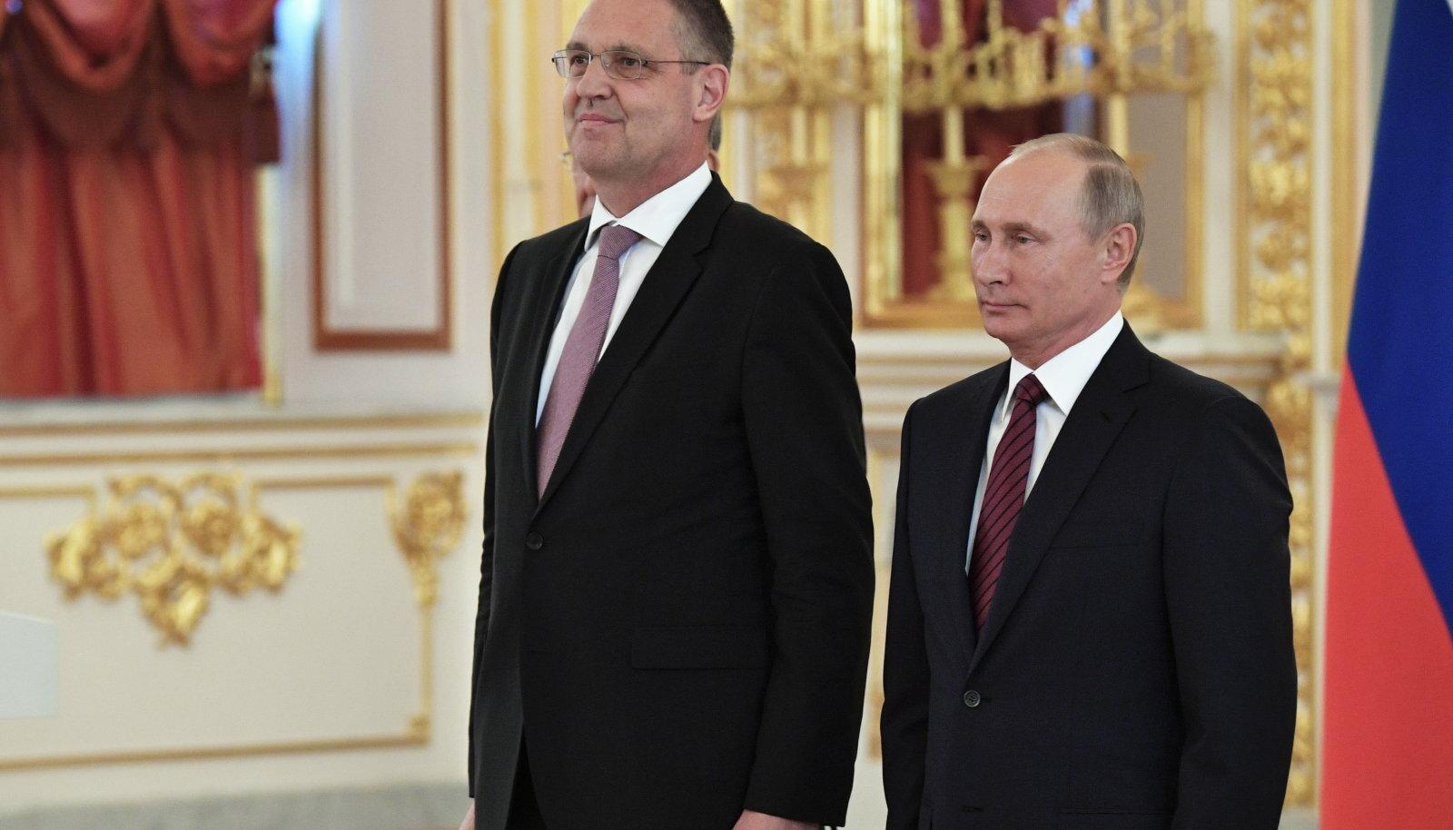 Ederer ja Putin