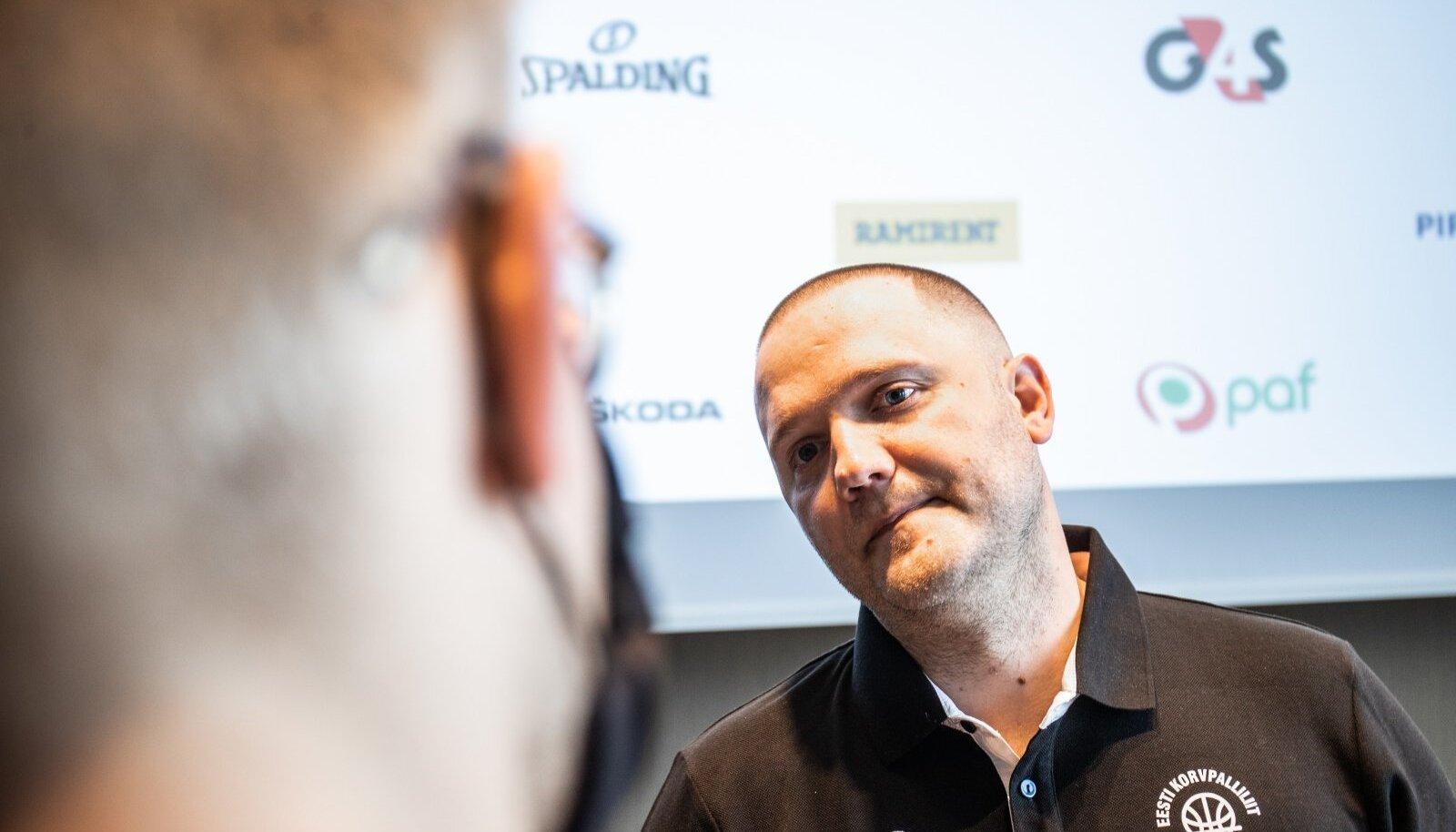 Kaspars Majenieksi ootab Eestis ees kõva töö.