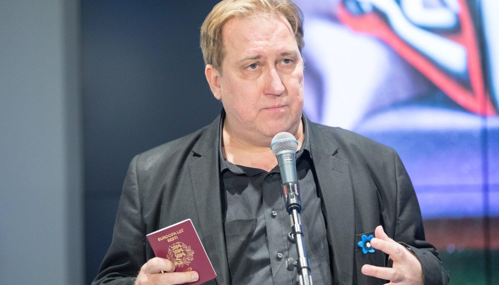 Mark Kalev Kostabi
