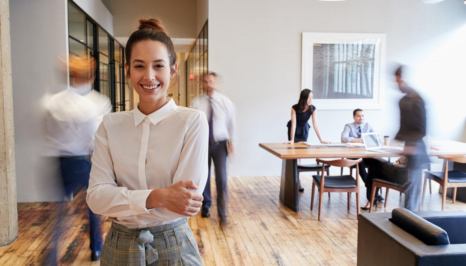 Enamikus kontorihoonetes on ruumitemperatuurid määratud meeste järgi ja neid kriteeriume muudeti viimati aastakümneid tagasi.