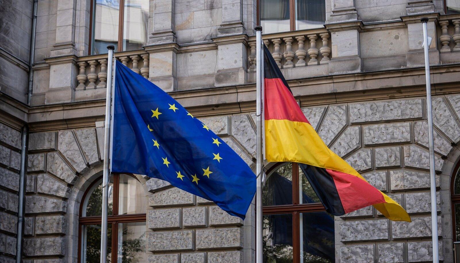 Saksamaa ja Euroopa Liit