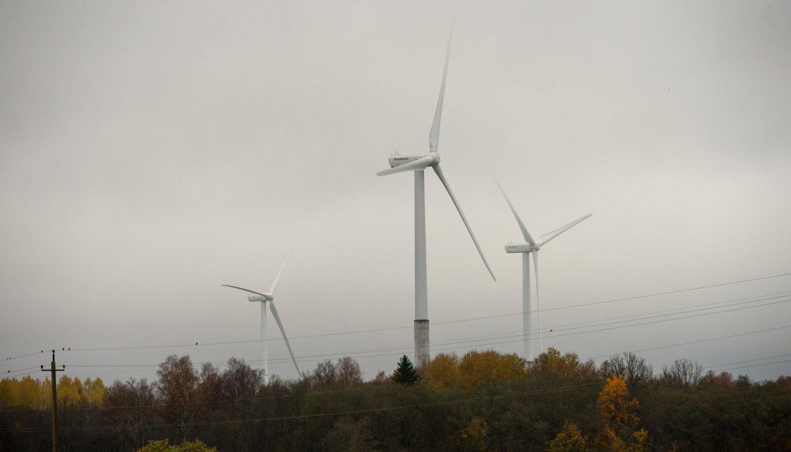 Aulepa tuulepark Lääne-Nigula vallas