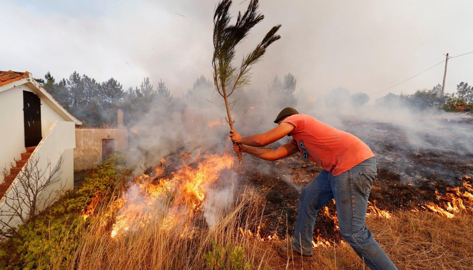Noored hakkasid kaebust koostama 2017. aastal, kui neist osa pidi taluma Lissabonis kohutavat kuumalainet ja osa tulema toime kodu lähedal lõõmavate metsatulekahjudega.