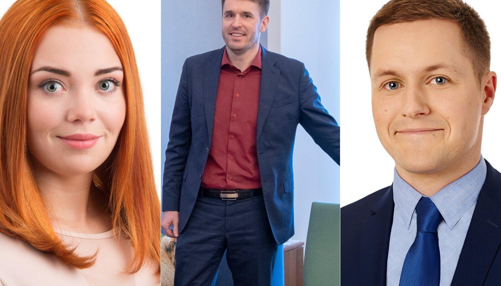 Birgitta Ots, Rainer Vakra ja Sandor Elias