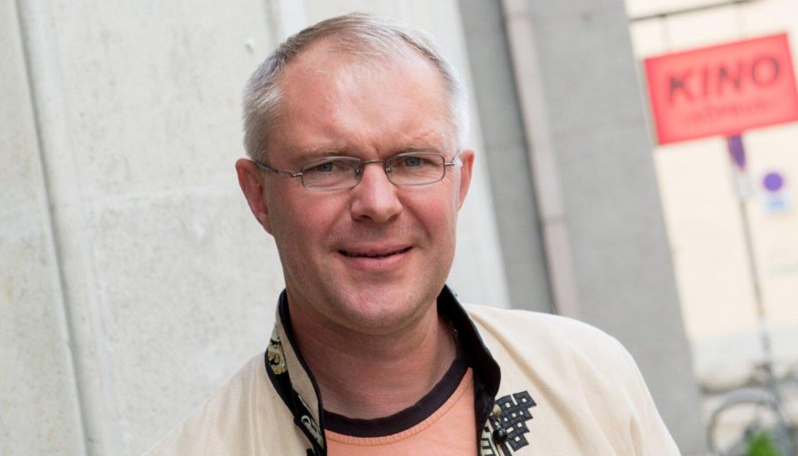 Kuressaare linnapea Hannes Hanso