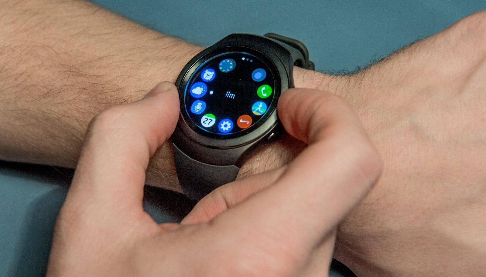 Nutikell Samsung Gear S2