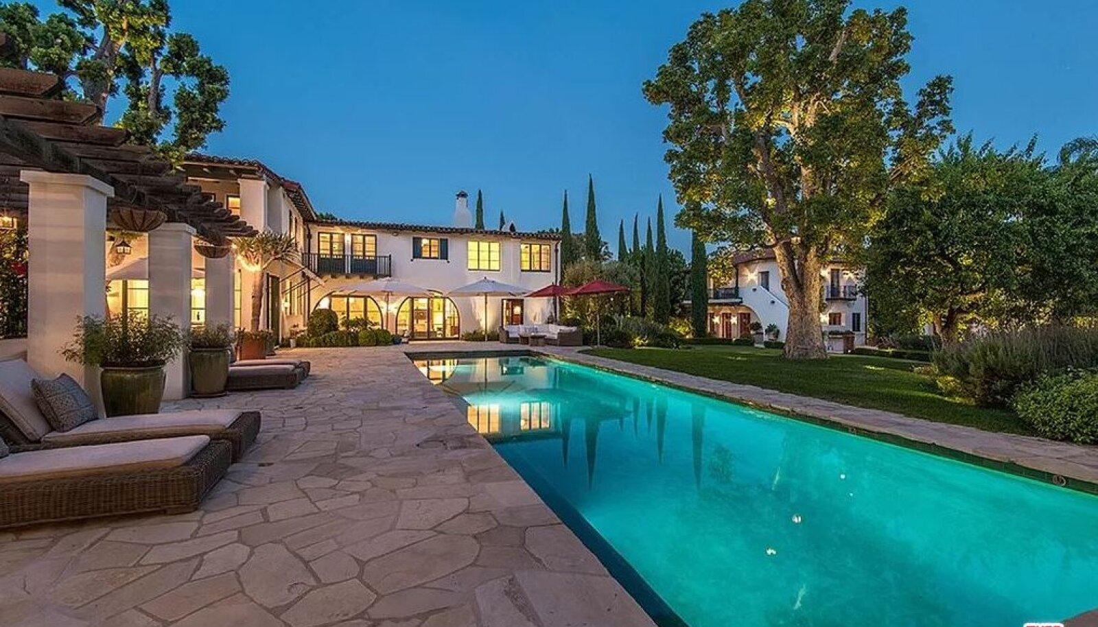 Todd Phillipsi Beverly Hilssi maja.
