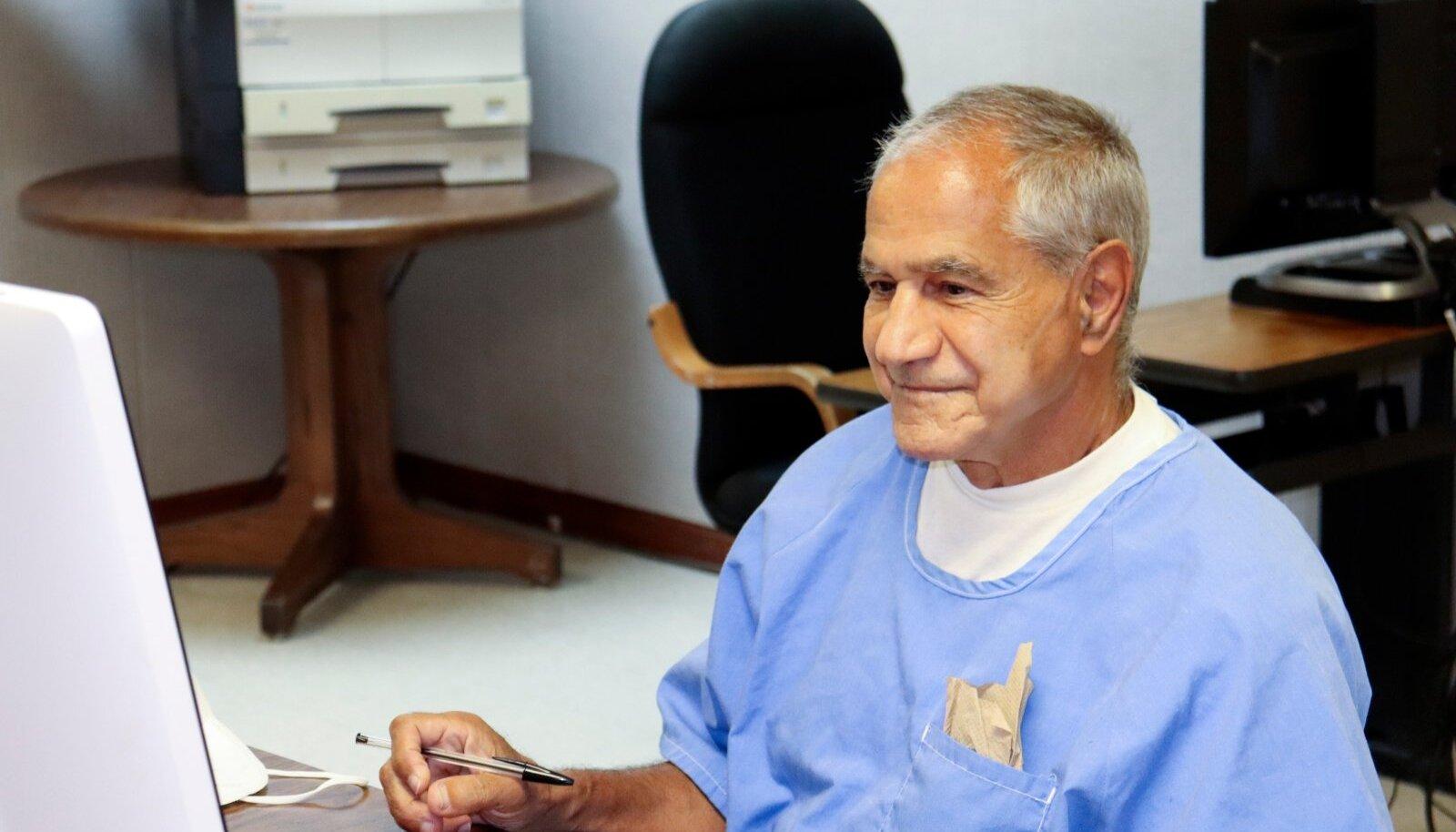 Sirhan Sirhan tema tingimisi vanglast vabastamise istungil