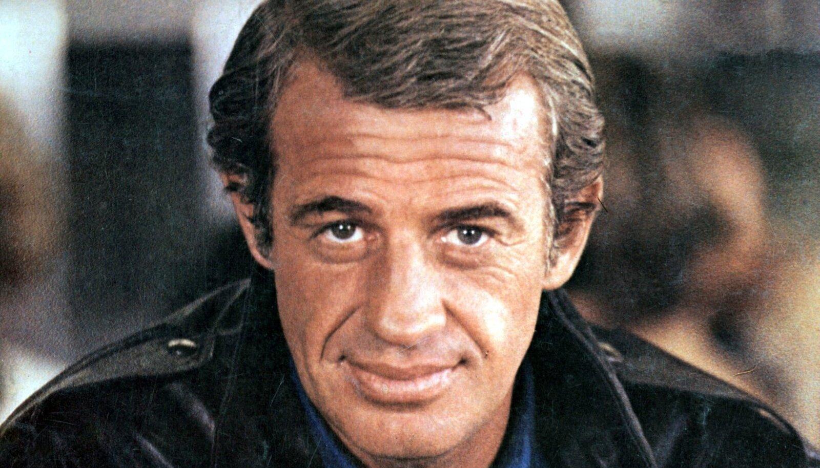 Jean-Paul Belmondo oli publiku lemmik enam kui poolsada aastat. Foto on tehtud 1979. aastal.