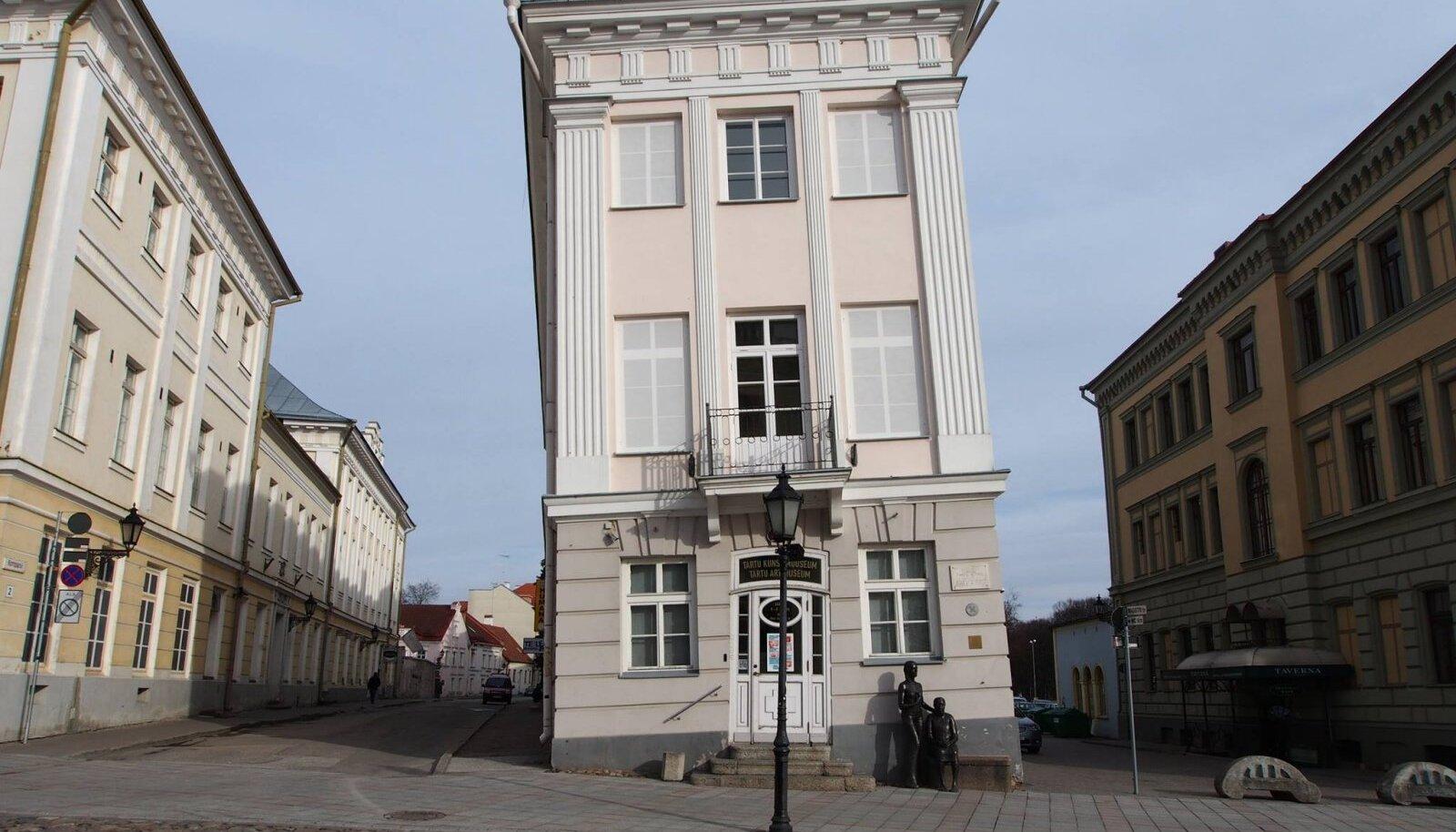 Tartu Kunstimuuseum avab reedel kolm näitust