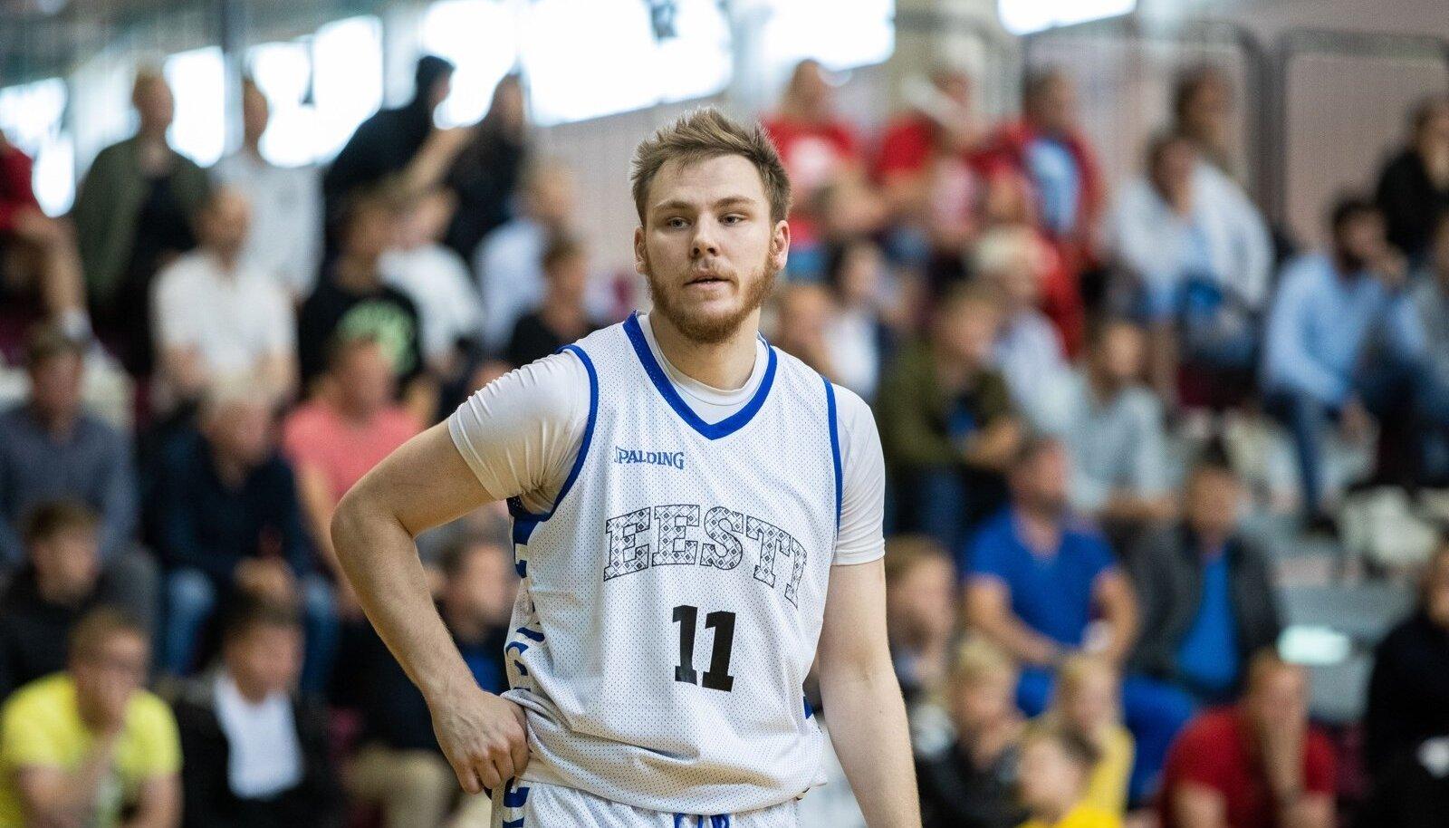 Märt Rosenthal Eesti U20 koondises