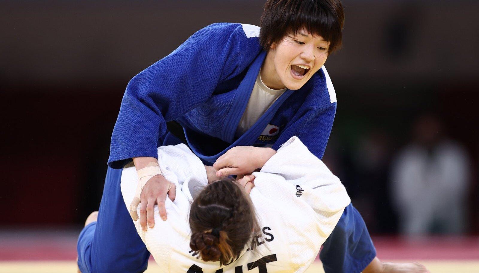 Paraadala judo pole jaapanlaste ootusi petnud. Ühe kuuest kuldmedalist võitis naiste –70 kg kategoorias Chizuru Arai.