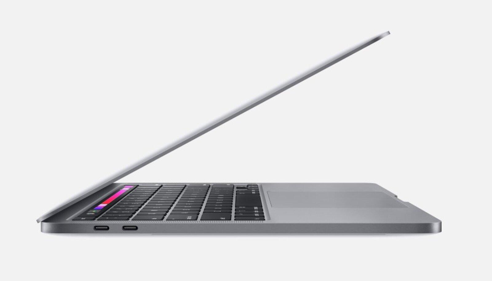 M1 kiibiga MacBook Pro (2020) / Tootja foto