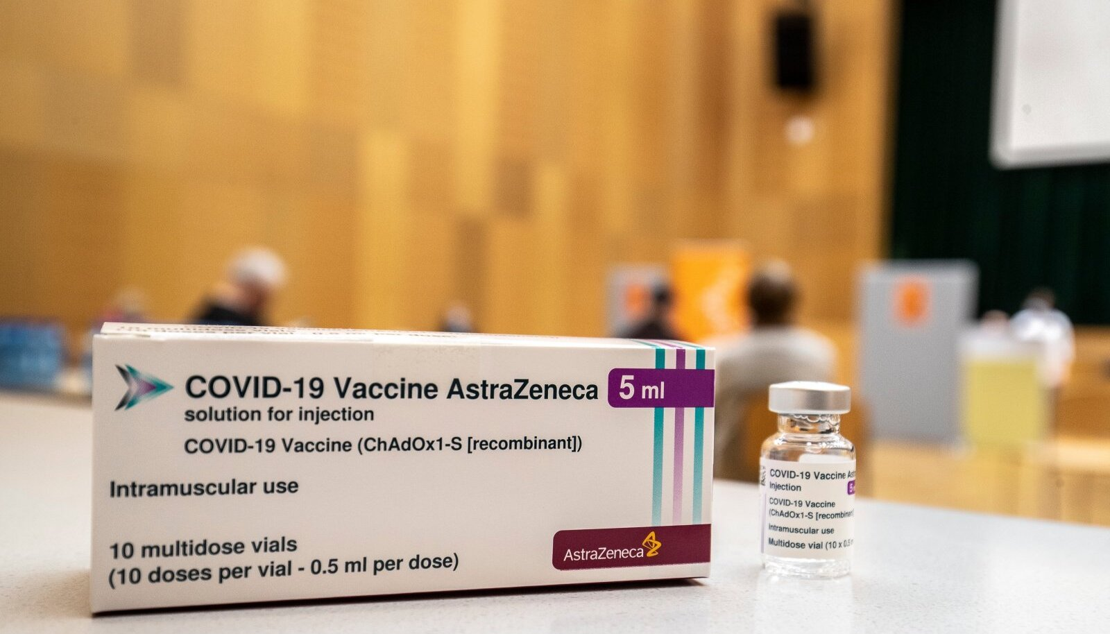 AstraZeneca COVID-19 vaktsiin