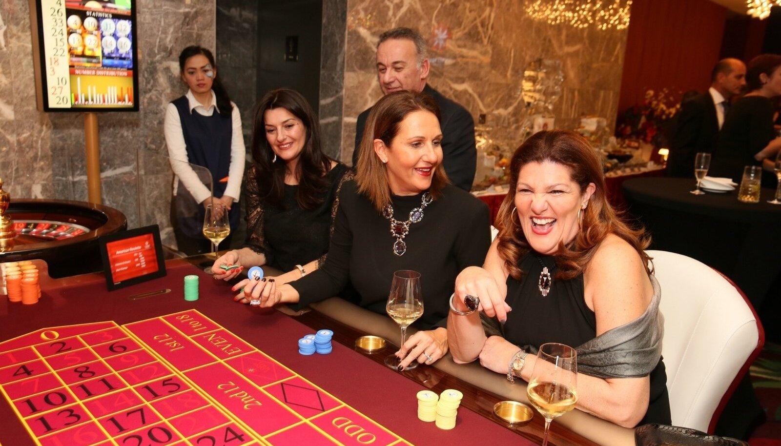 секреты i казино играть