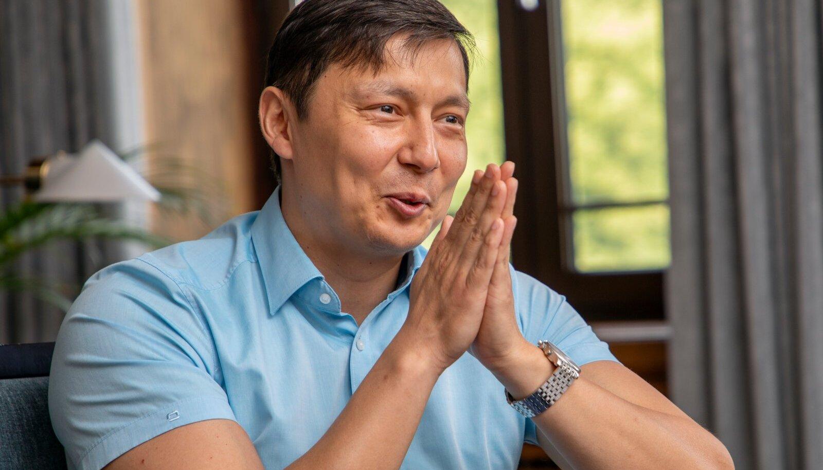 Mihhail Kõlvart, Tallinna linnapea , juuli 2021