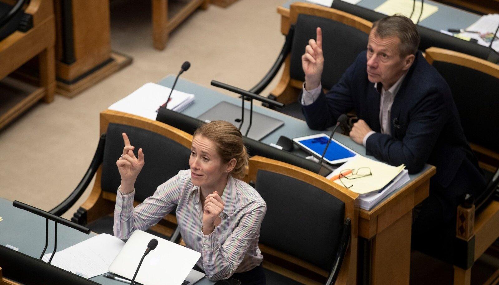 Lauri Laats: Kallas käitus Ratast rünnates rumalalt. Valitsussepääsemine lükkus jälle edasi