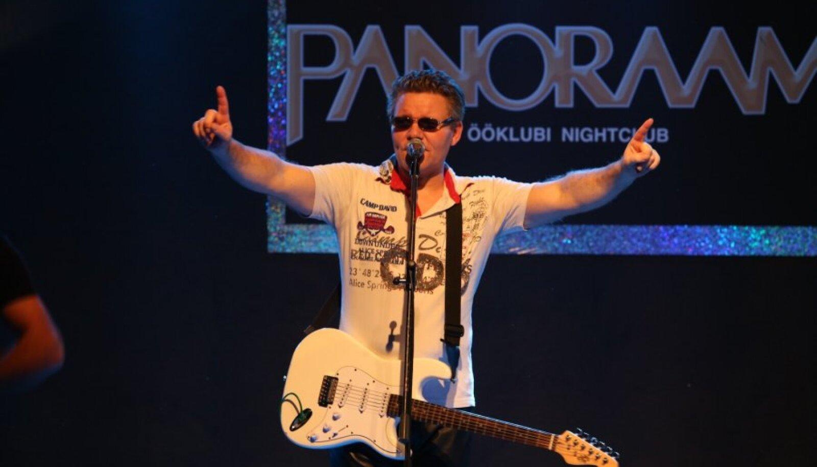 MODERN TALKING tribute-show Ööklubis Panoraam