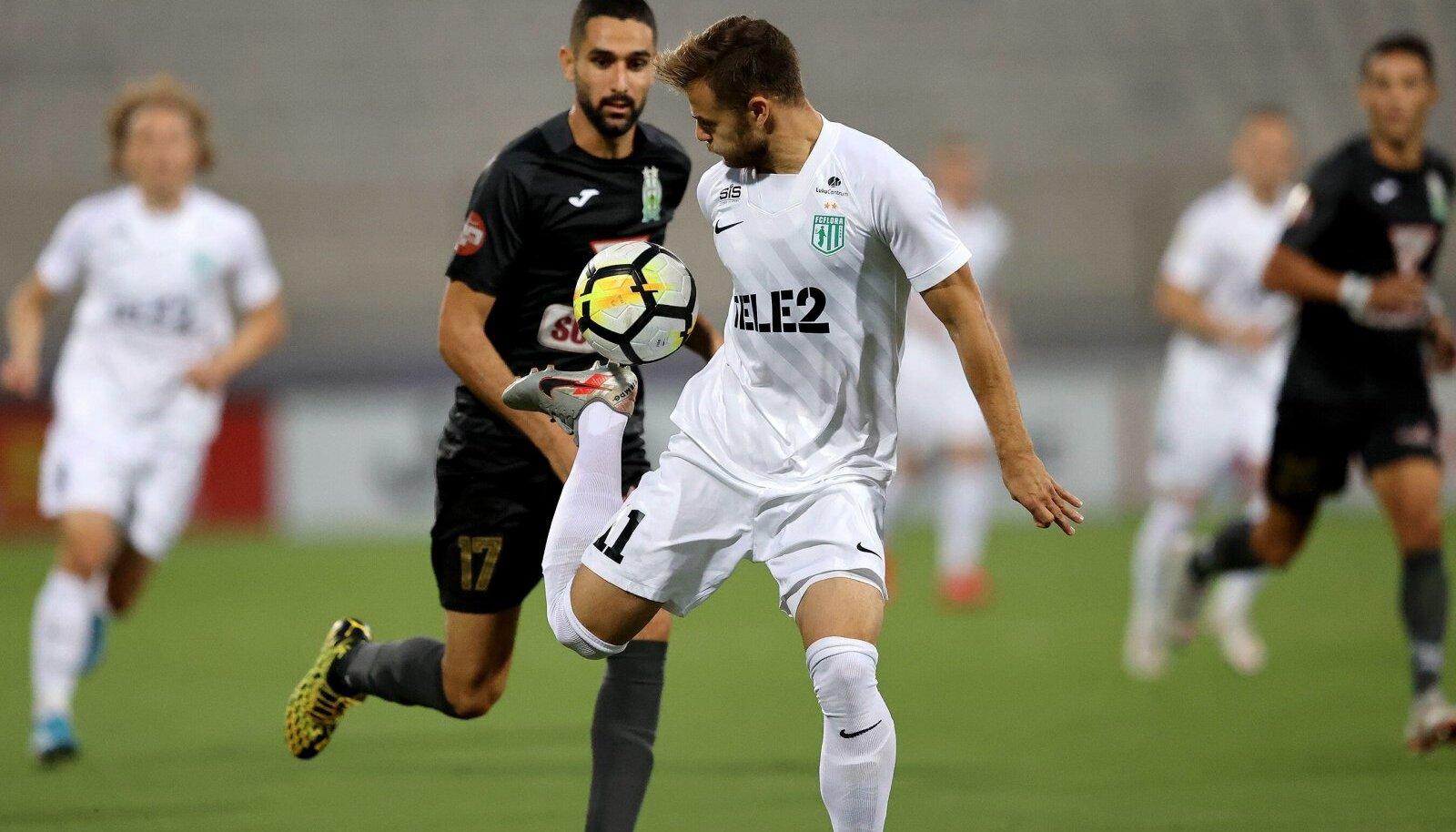 Rauno Sappinen aitas FC Flora mullu Euroopa liiga play-off'i. Praegu on tema tuleviku osas alles küsimärgid üleval.