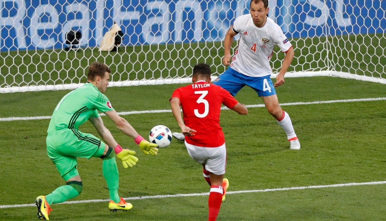 Venemaa vs Wales