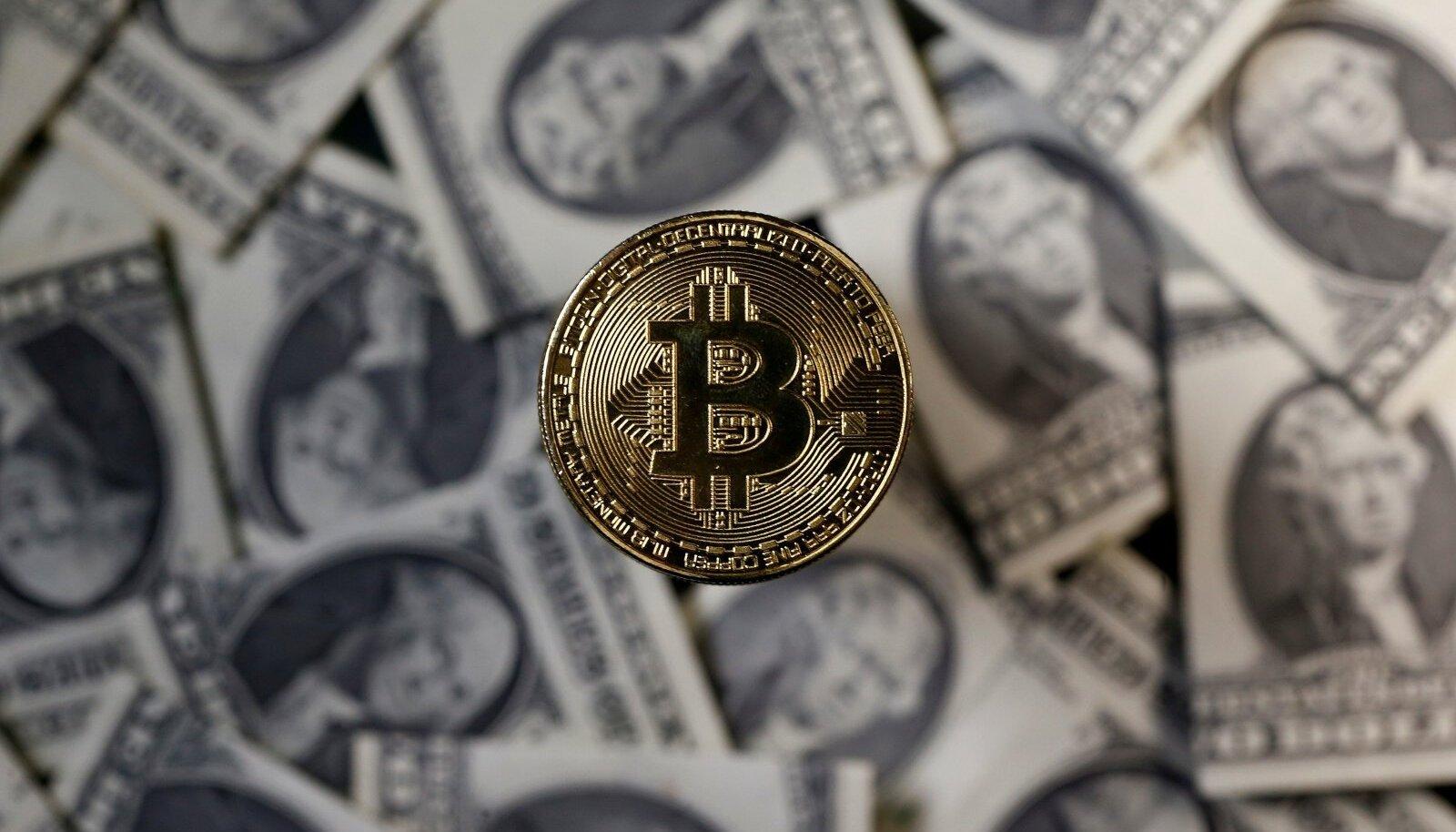 Energiamahukate arvelduste poolest silmapaistev bitcoin võib kunagi esitada väljakutse traditsioonilisele rahale.