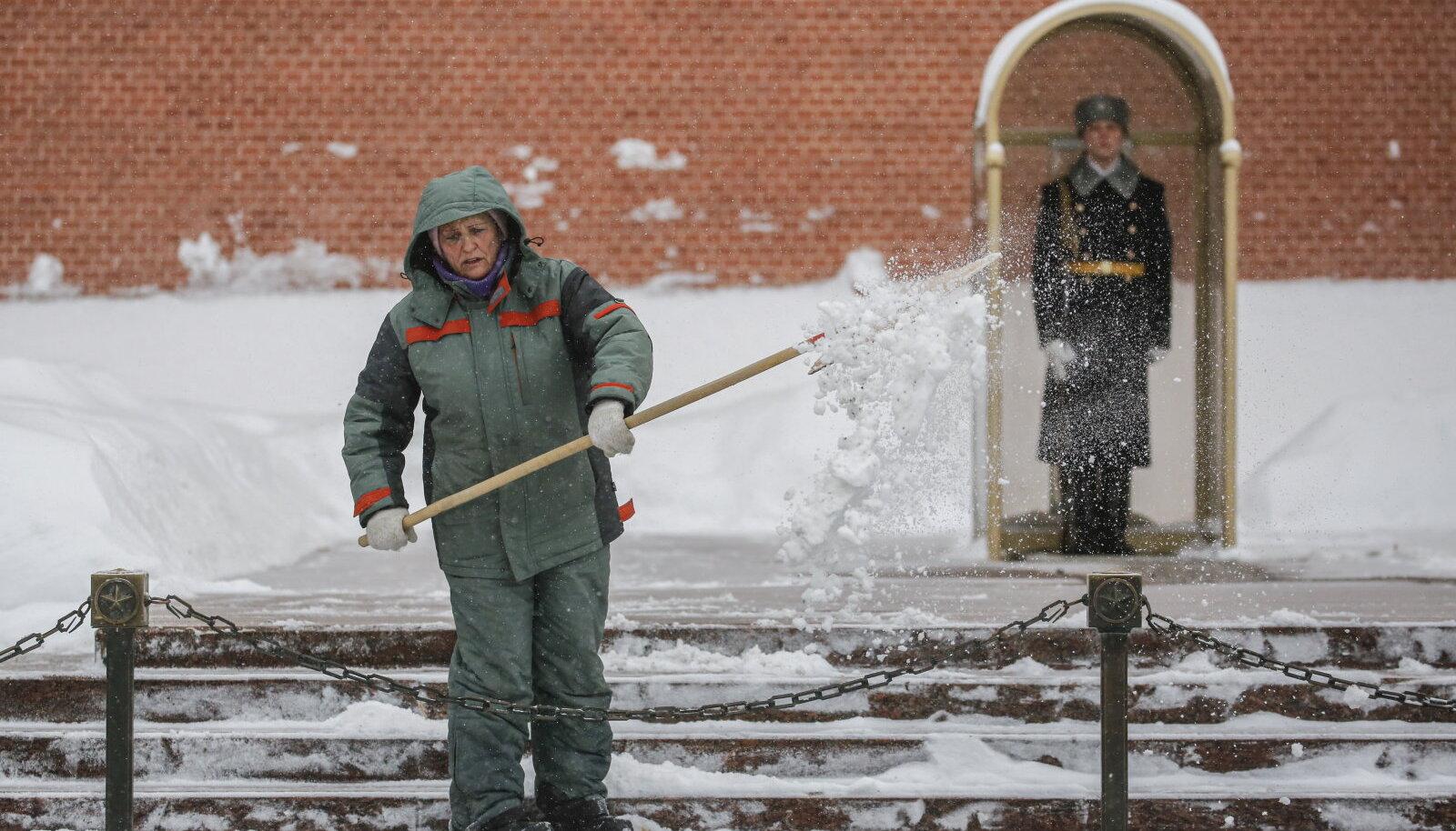 Lumekoristaja Moskvas