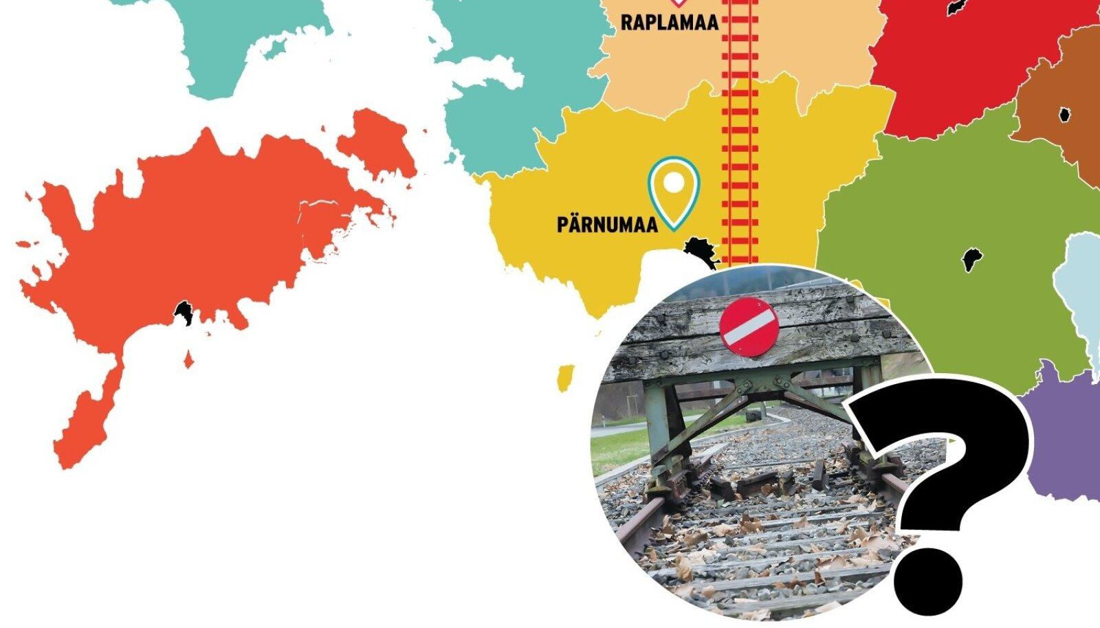 Kui Balti riikide loodetut EL-i eelarveläbirääkimistel saavutada ei õnnestu, on üks võimalus, et Rail Balticu rööpad lõppevad Eestis kusagil Pärnumaal, Lätti jõudmata.