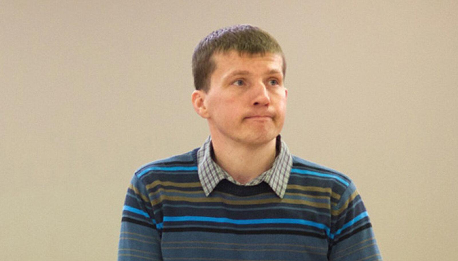 Endine kõrge politseiametnik Jarek Pavlihhin sai teise astme kohtult õigeks mõistva otsuse.