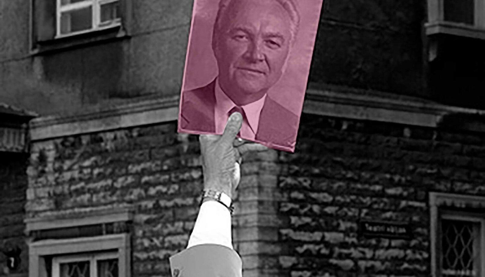 Ka 2006. aastal väitis Rahvaliidu juht Villu Reiljan, et tal on Arnold Rüütli presidendiks saamiseks hääled koos. Läks aga teisiti ja võitis Toomas Hendrik Ilves