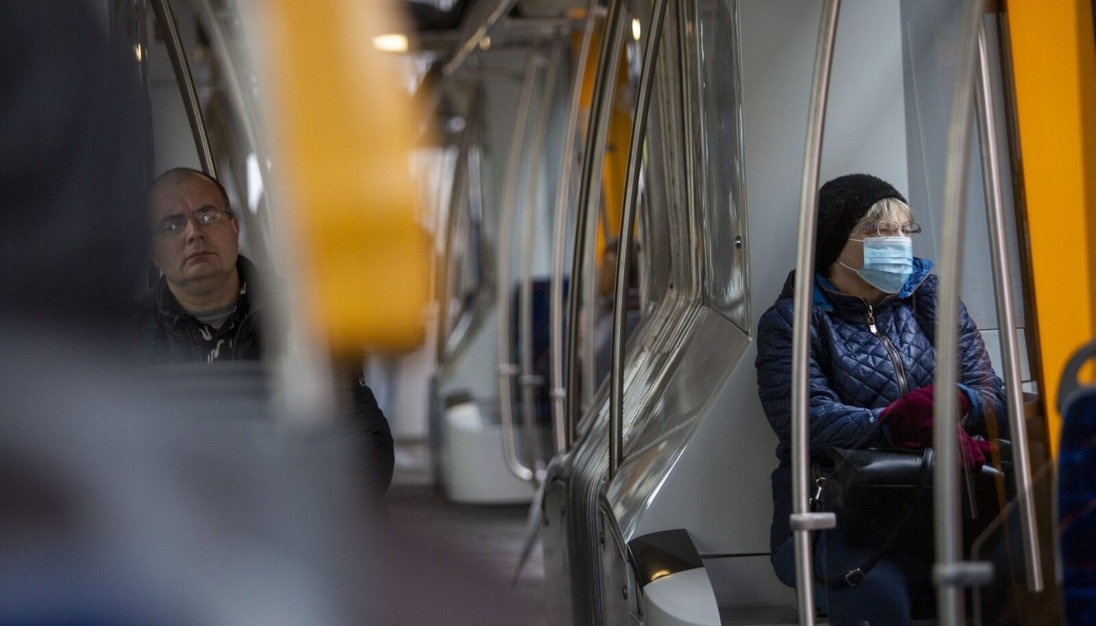 Uus linnavõim tahab suunata autoliiklejad ühistransporti ja kergliiklusse.