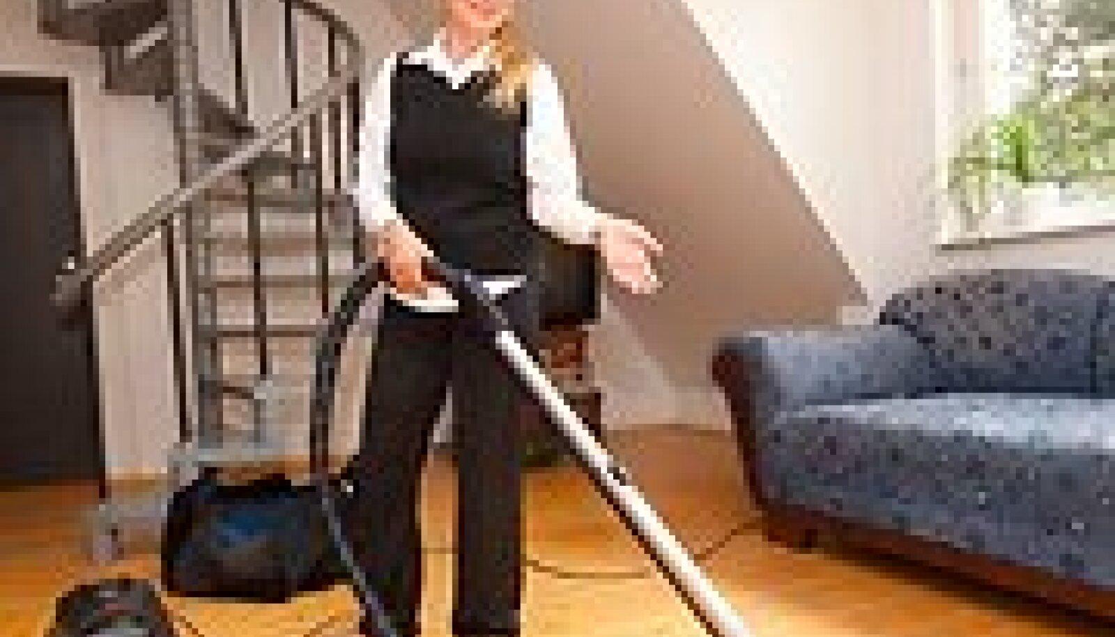 Lihtne küsimus: Kas sa puhastad ajaviiteks või et oleks puhas, uurib Kerli.