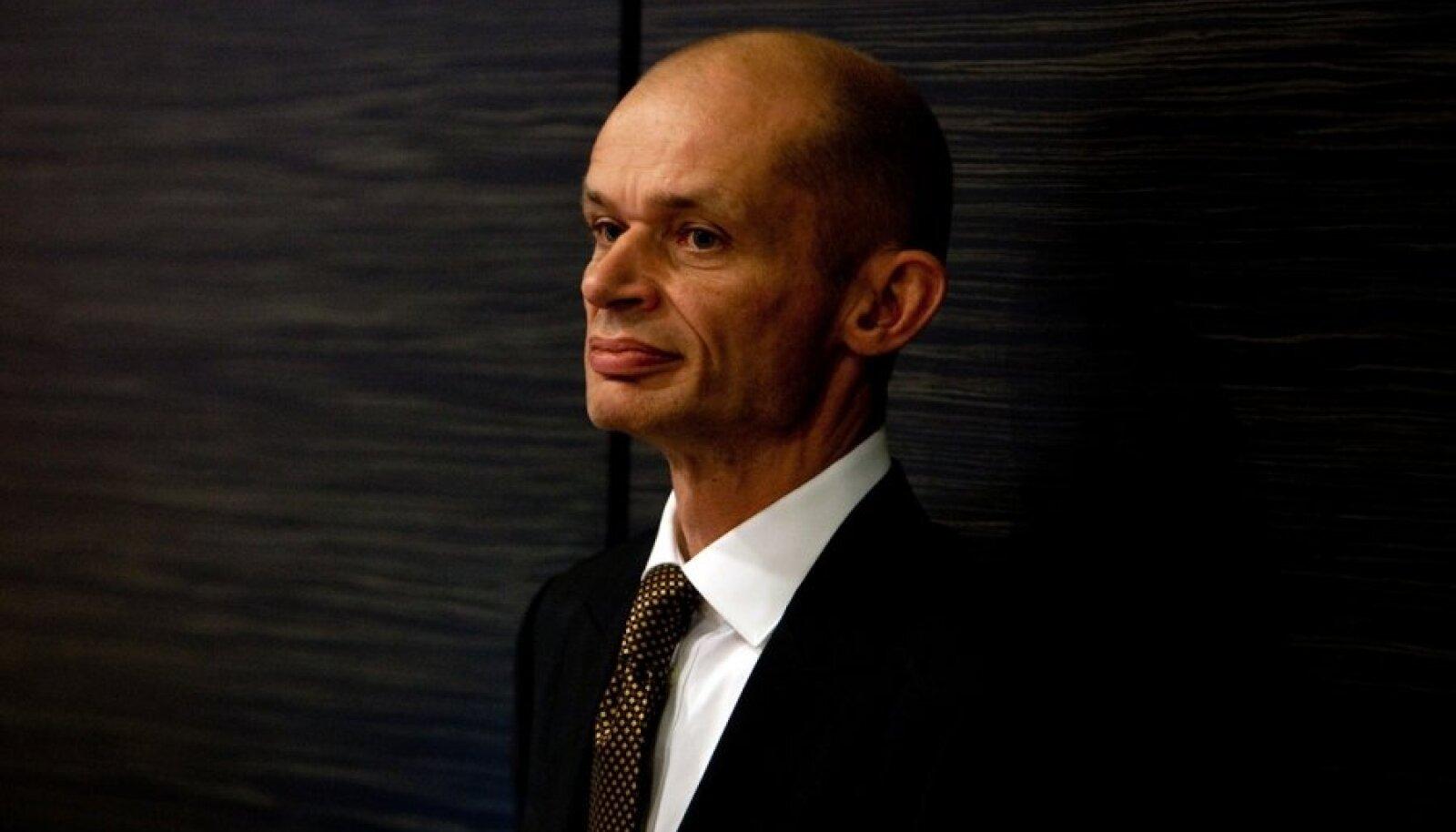 Äripäeva peadirektor Igor Rõtov