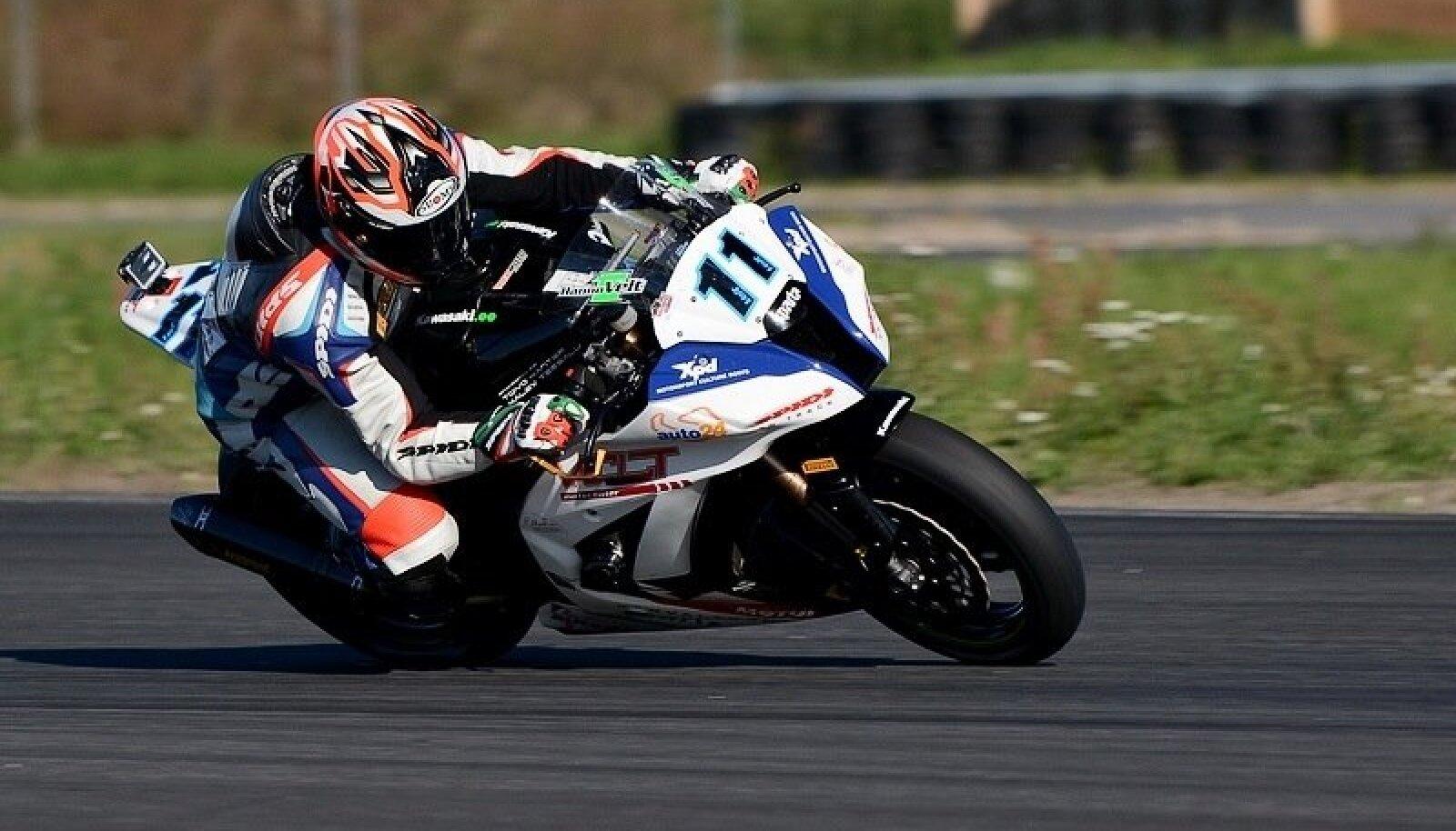 Hanno Velt, 2013 Superbike Eesti meister