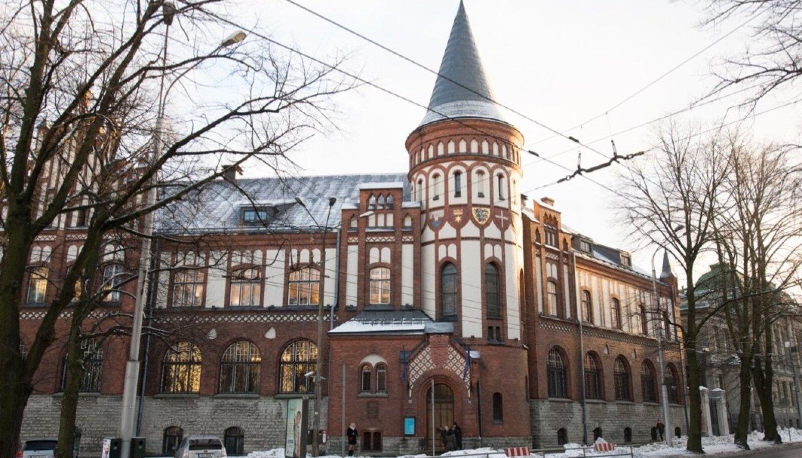 Eesti Panga hooned