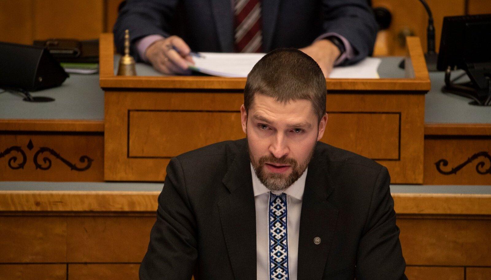 Riigikogu 18.11.2020