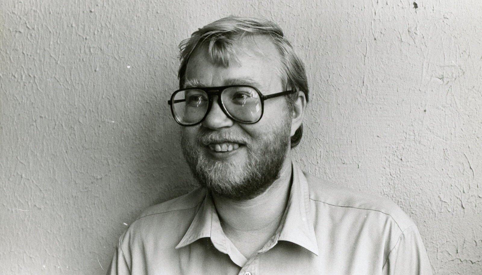 MART LAAR: 1992. aastal kevadel, kuus kuud enne peaministriks saamist.