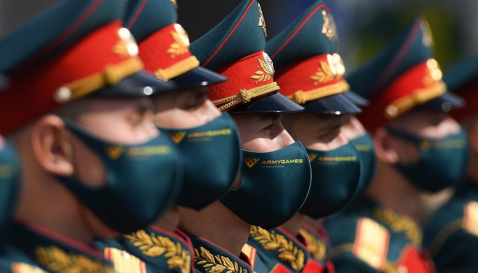 Venemaa relvajõud ei ole koroonaajast hoolimata tegevust koomale tõmmanud. Vastupidi, sõjalised õppused on isegi ähvardavamaks muutunud.