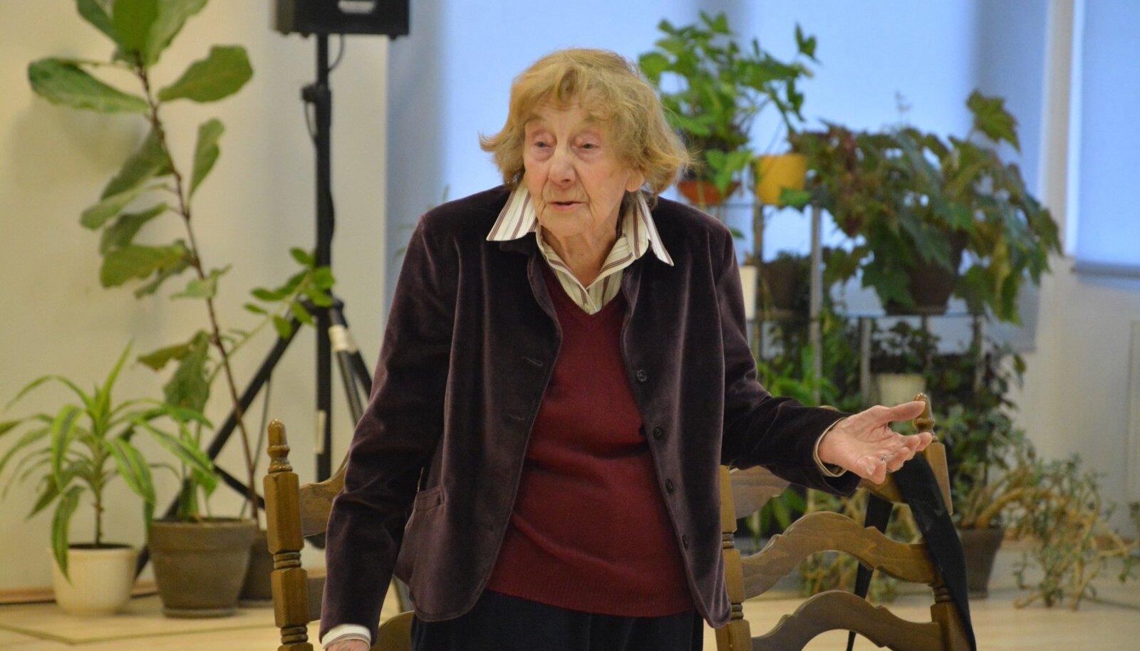 Leida Rammo (18.04 1924 - 23.07.2020)